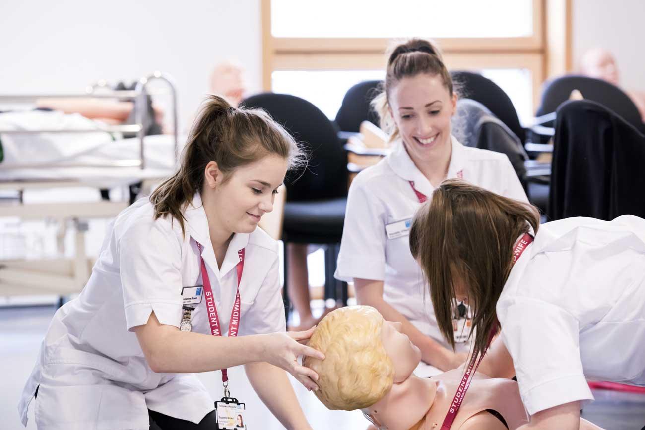 University of Suffolk - Department of Nursing Studies