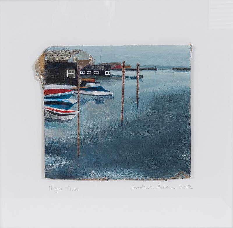Barbara Pierson, 'High Tide', A0009
