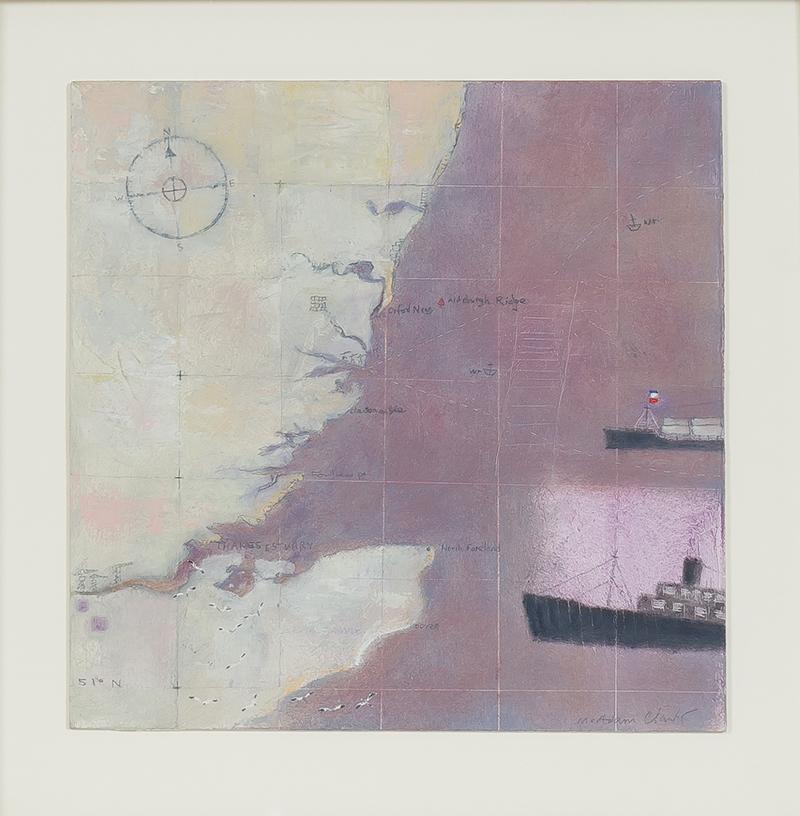 Caroline McAdam Clark, 'Thames Dover', A0005