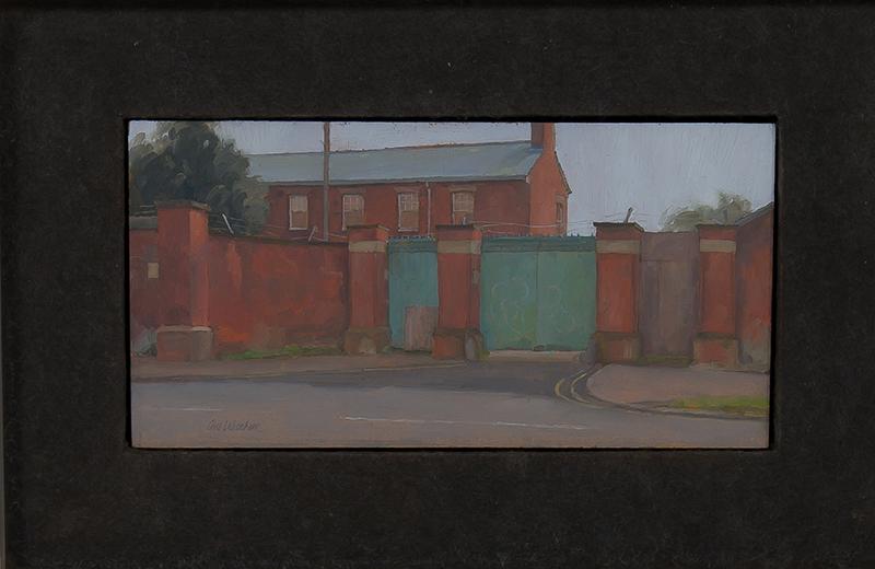 Charles Debenham, 'Butt Road In Colchester', A0030