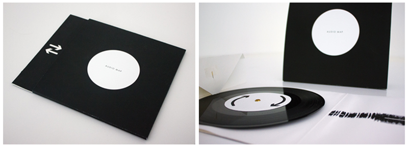 7 inch single and packaging by Correy Abbott