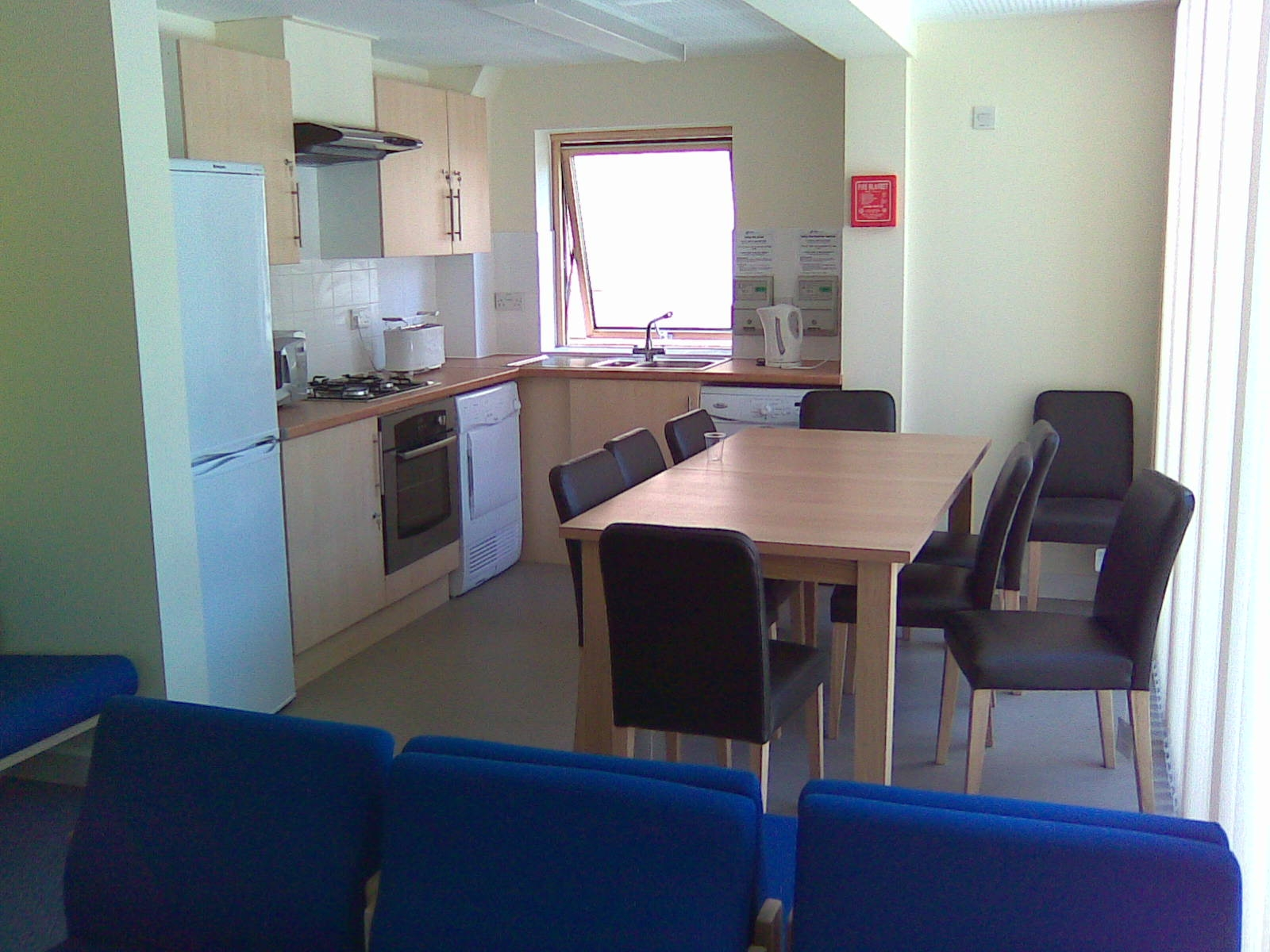 Number 75 Grimwade Street sample kitchen