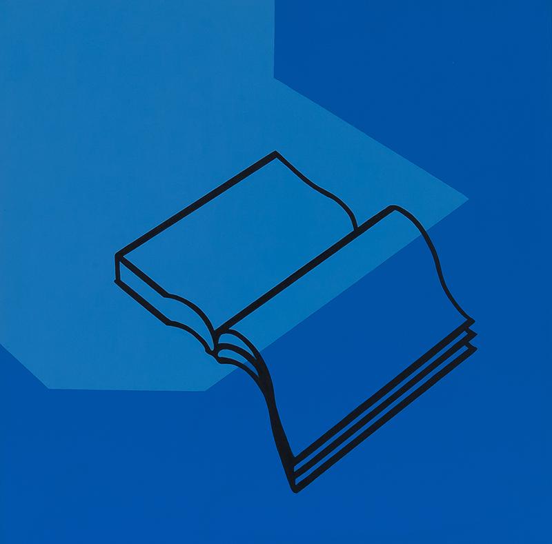 Gary Malcolm Johnson, 'Book', A0040
