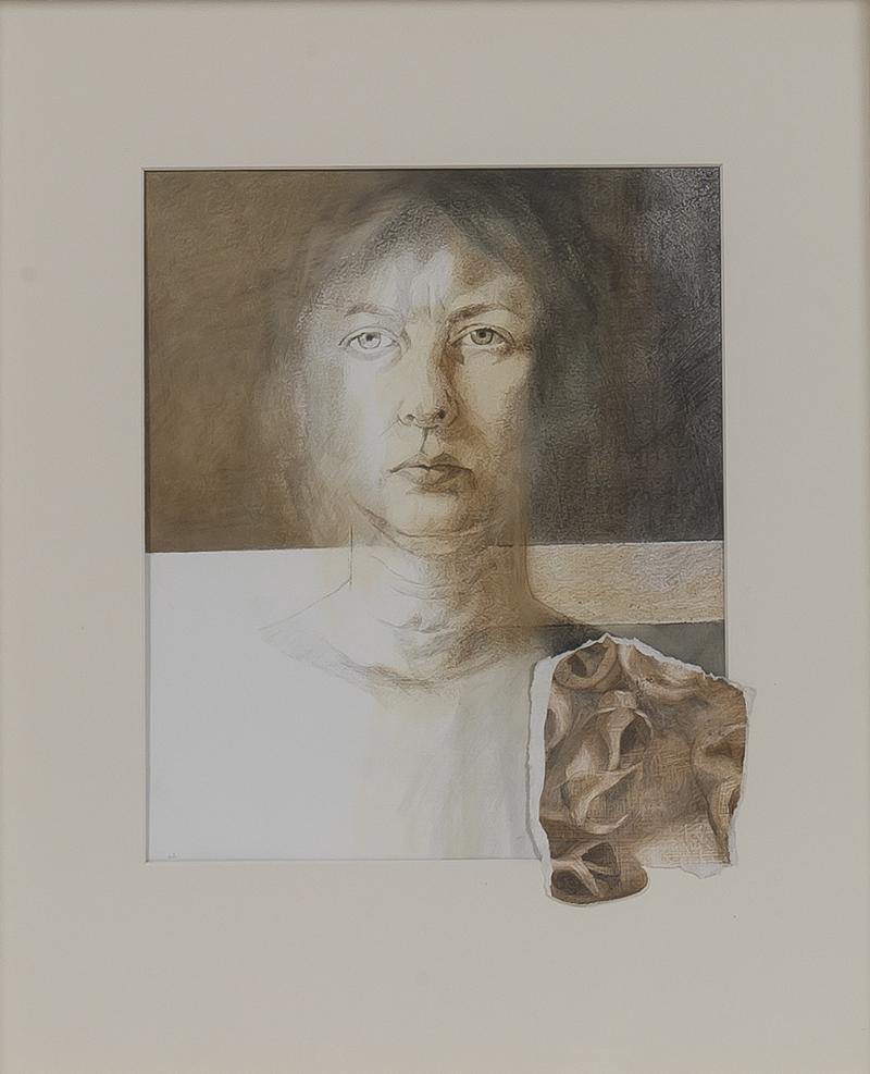 Linda Ingham, 'Ebb Series, Vestiges II', A0108