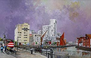 St Peters dock Ipswich