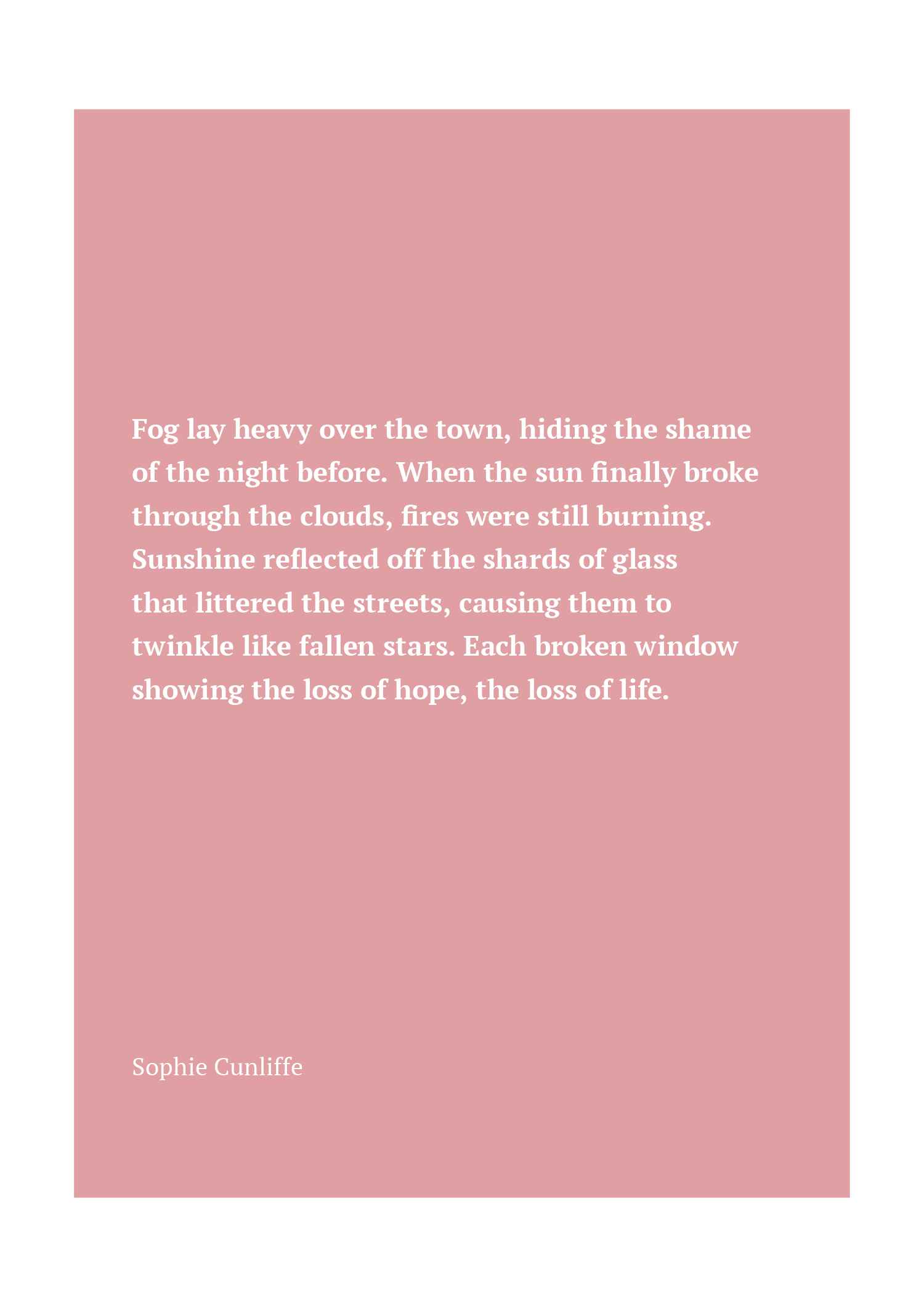 SophieCunliffe