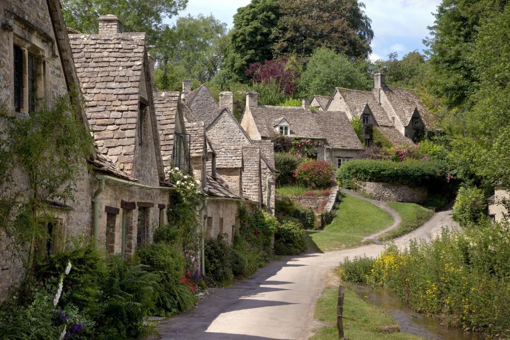 The British Rural Idyll