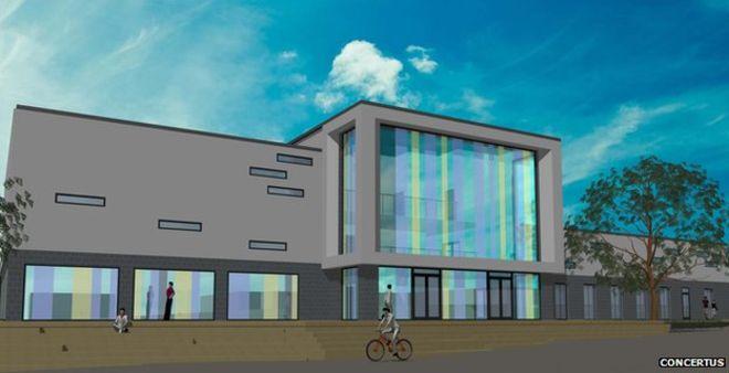 ipswich new heritage centre