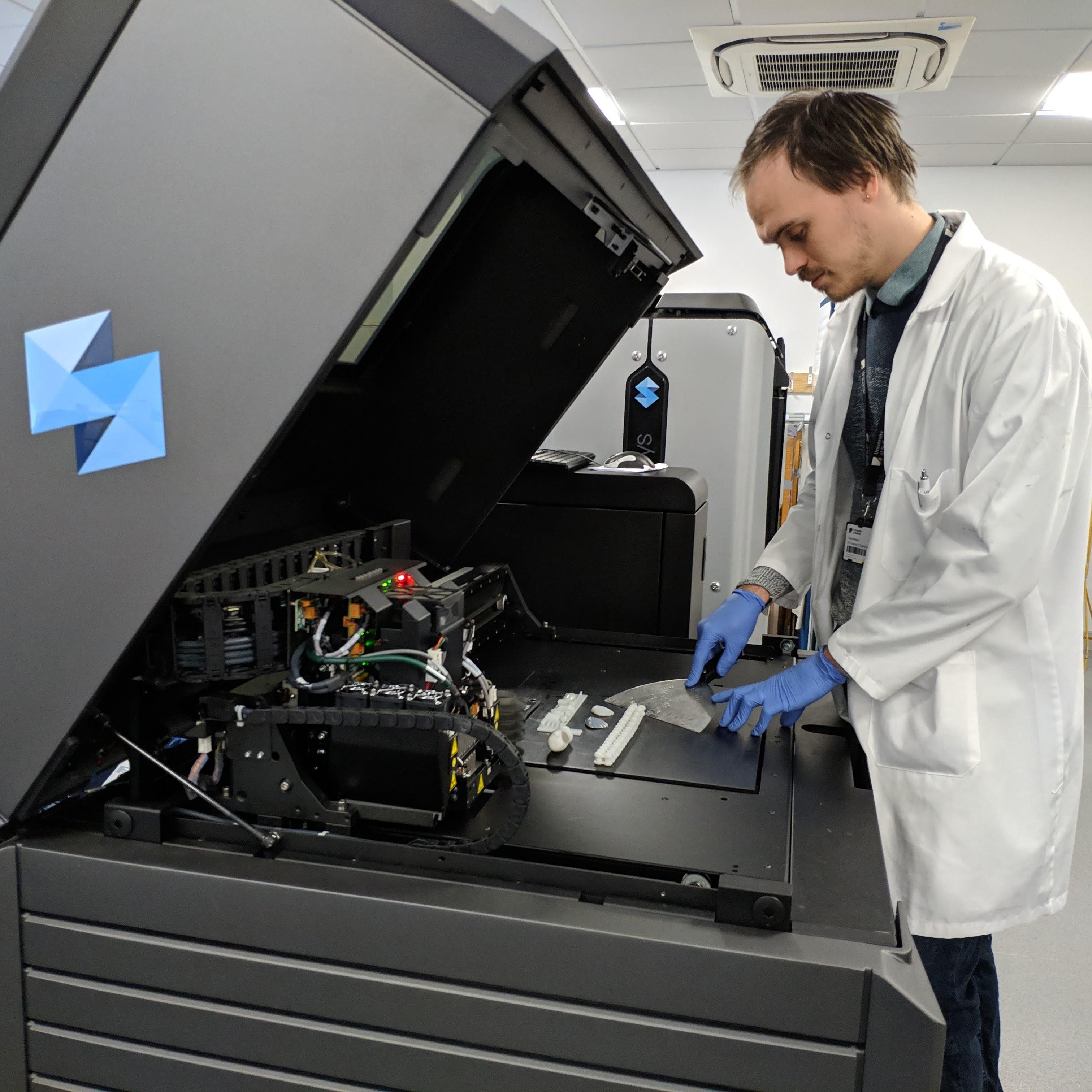 3D printing facilities at University of Suffolk (1)