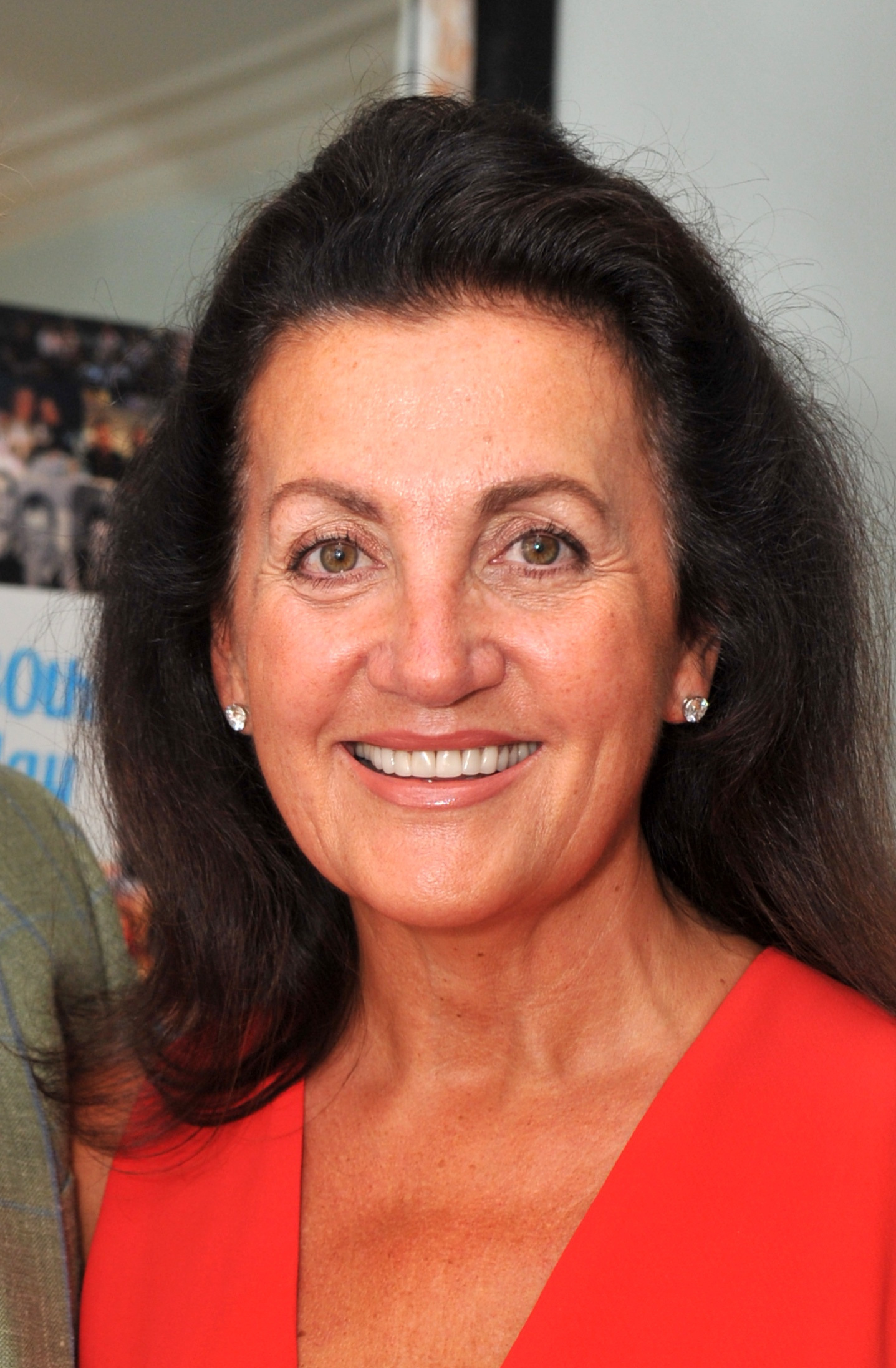 Gina Long MBE