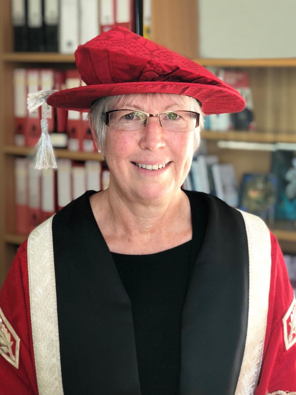 Professor Helen Langton 0