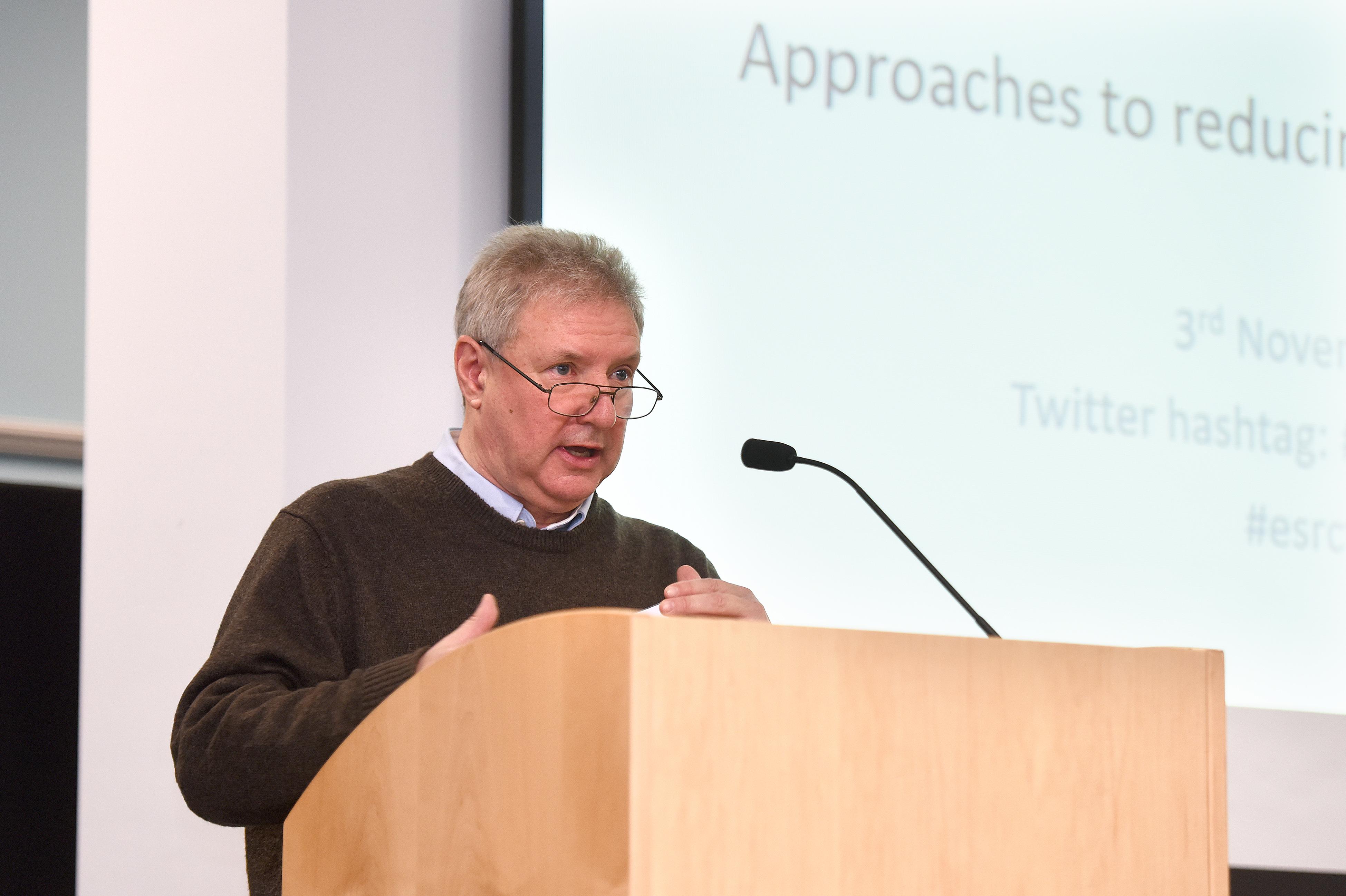 Professor Nigel South