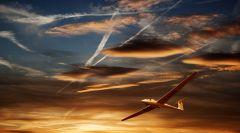 glider-glide-landing-thermals-163289