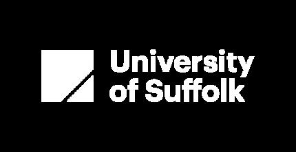 University-of-Suffolk Logo LR White