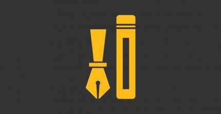 UoS English Icon Yellow Web-01