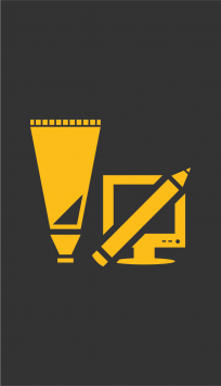 UoS Art and Design Icon Yellow Web-02