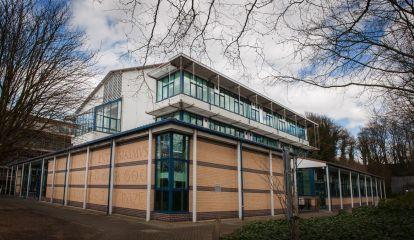 Arts Building Exterior 002