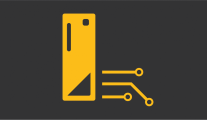 UoS Computing Systems and Information Engineering Icon Yellow Web-01
