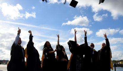 Paramedic Science graduates (4)