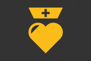 UoS Nursing and Midwifery Icon Yellow Web-01