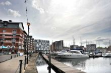 University of Suffolk on Ipswich Waterfront
