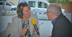 BBC Radio Suffolk's breakfast show was broadcast live from UCS: