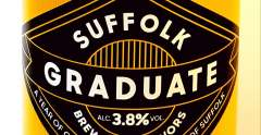 Suffolk Graduate bottle
