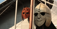 Sutton hoo helmets-David-Gill