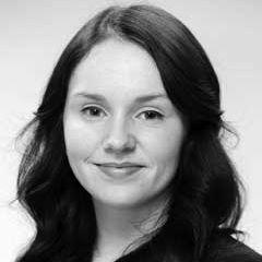 Kate McCoid, Film Graduate