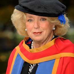 Kirsten Rausing, 2008 Honorary Graduate