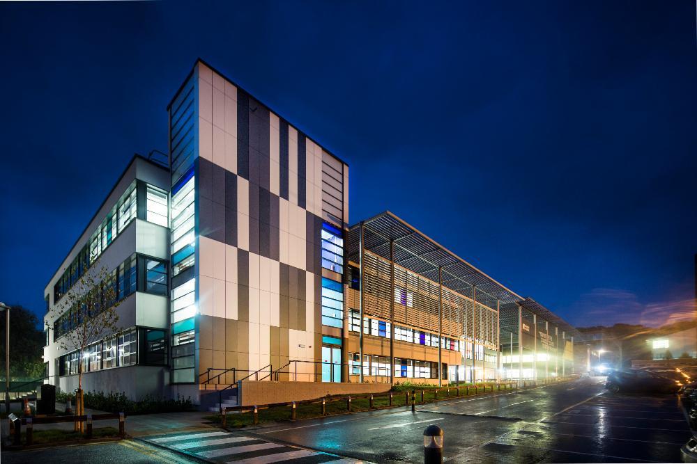 The Atrium, University of Suffolk (photo credit: Phil Grayston, Bond Bryan Architects)