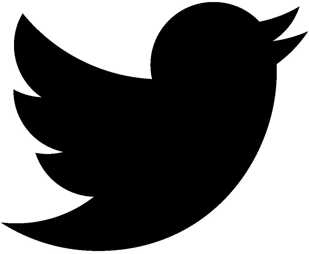 2021 Twitter logo - black 1