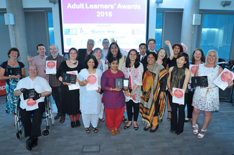 Adult Learners Awards (2) x16