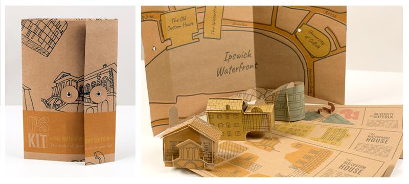 Amy Highland Ipswich architectural kit