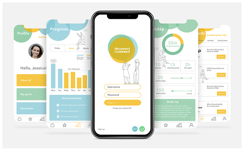 App design by Anastasia Frost