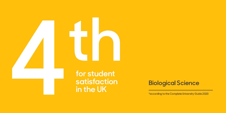 Biological Science Complete University Guide (website banner)