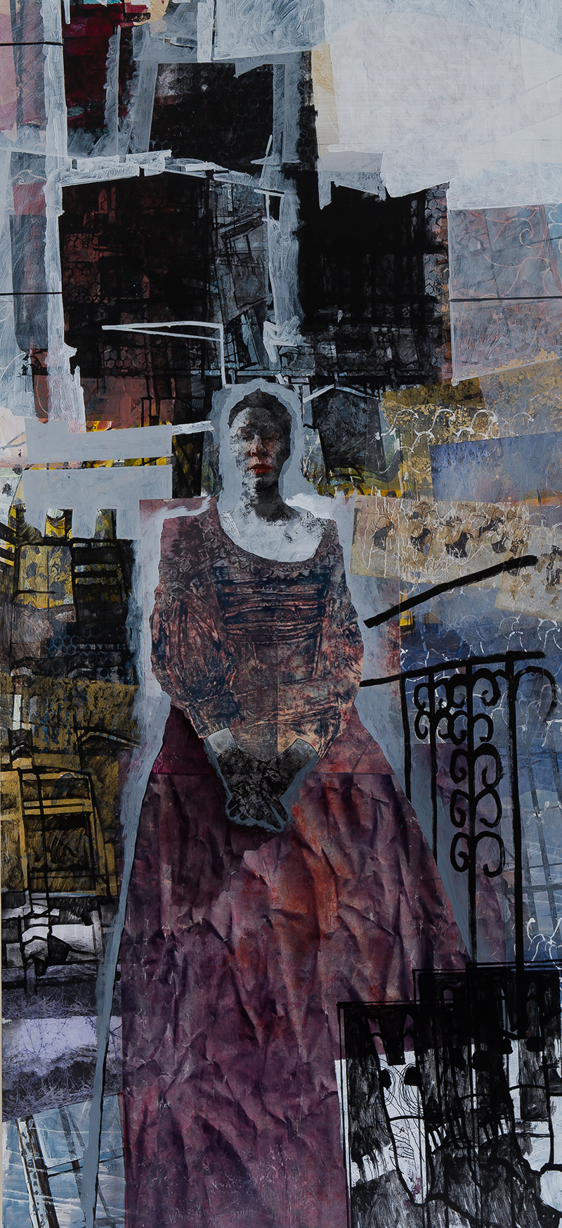 Brian G James, 'Queen Anne's Revenge', A0089