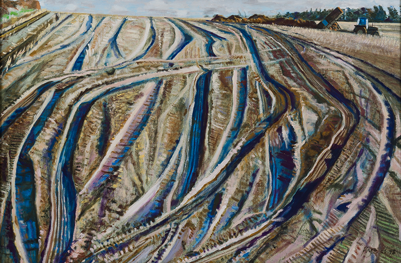 David Page, 'The Ruts On Claypit Hill', A0065