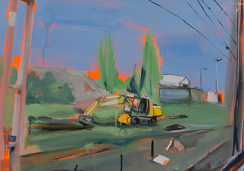 Emily Cole, 'Hinterland', A0058
