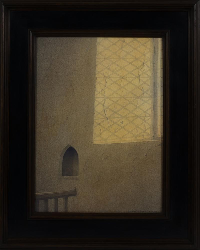 Gerard Stamp, 'Waxham Piscina', A0083