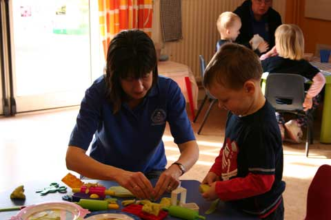 Image of Early Years Practice course