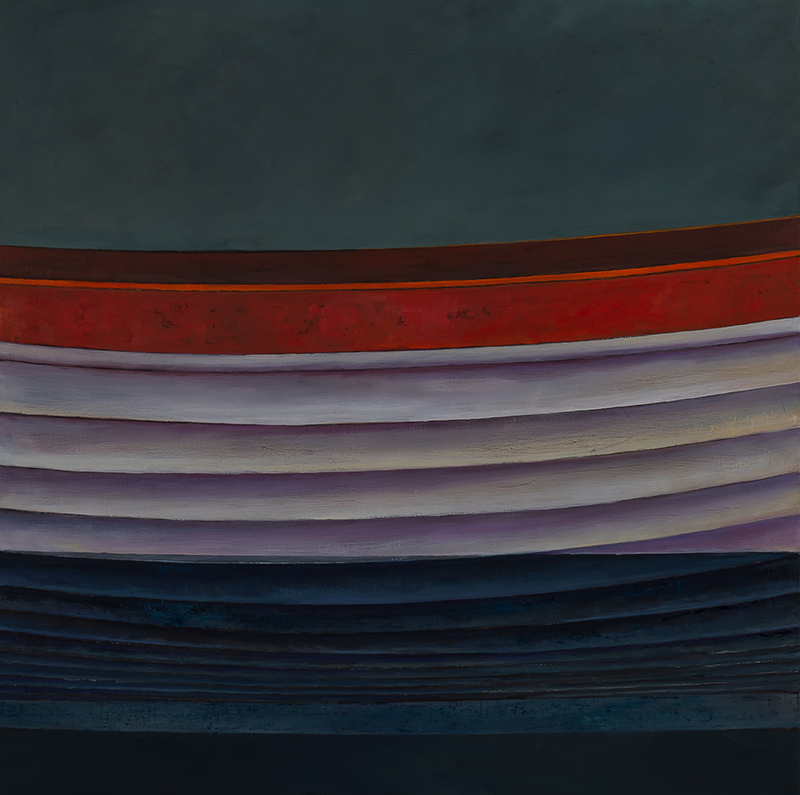 James Dodds, 'Aldeburgh Beach Boat', (Triptych Detail 2), A0028 copy