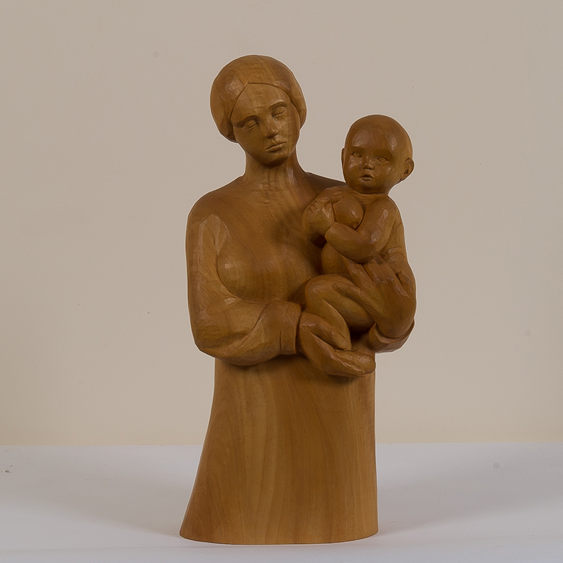 Liz Miles, 'Mother And Child', A0086