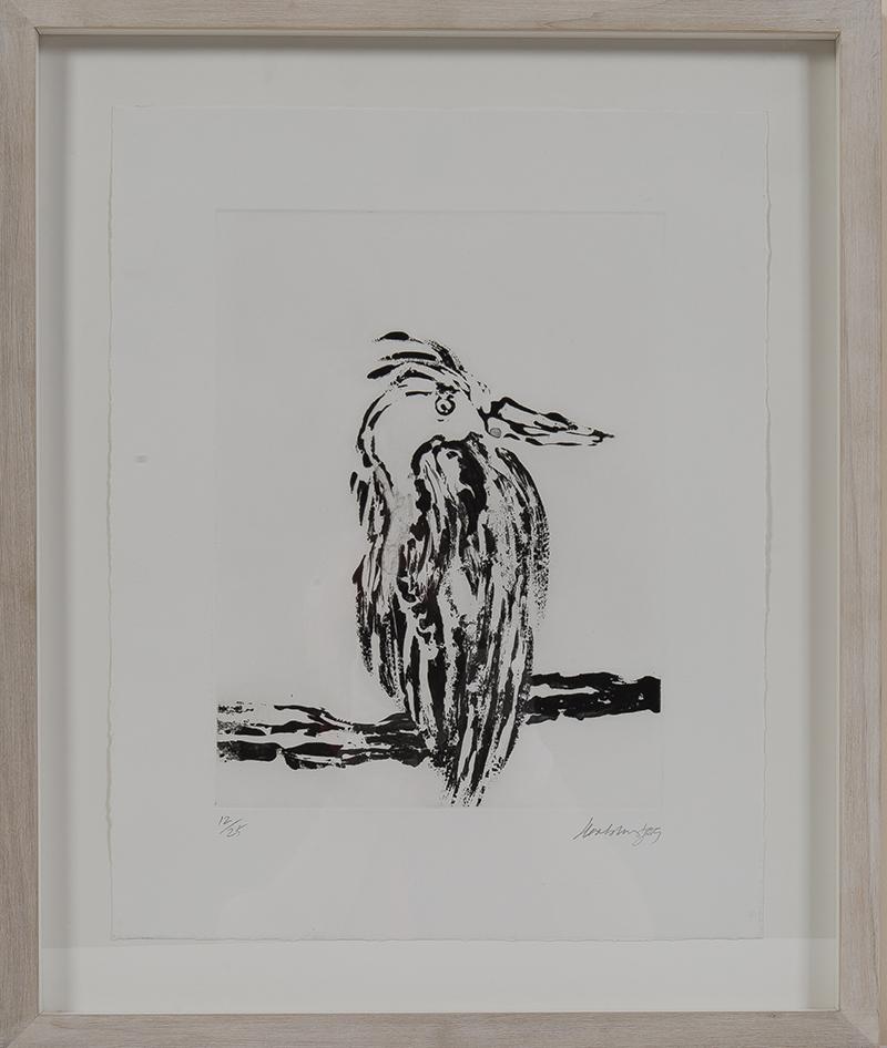 Maggi Hambling, 'Untitled', (Bird), A0094
