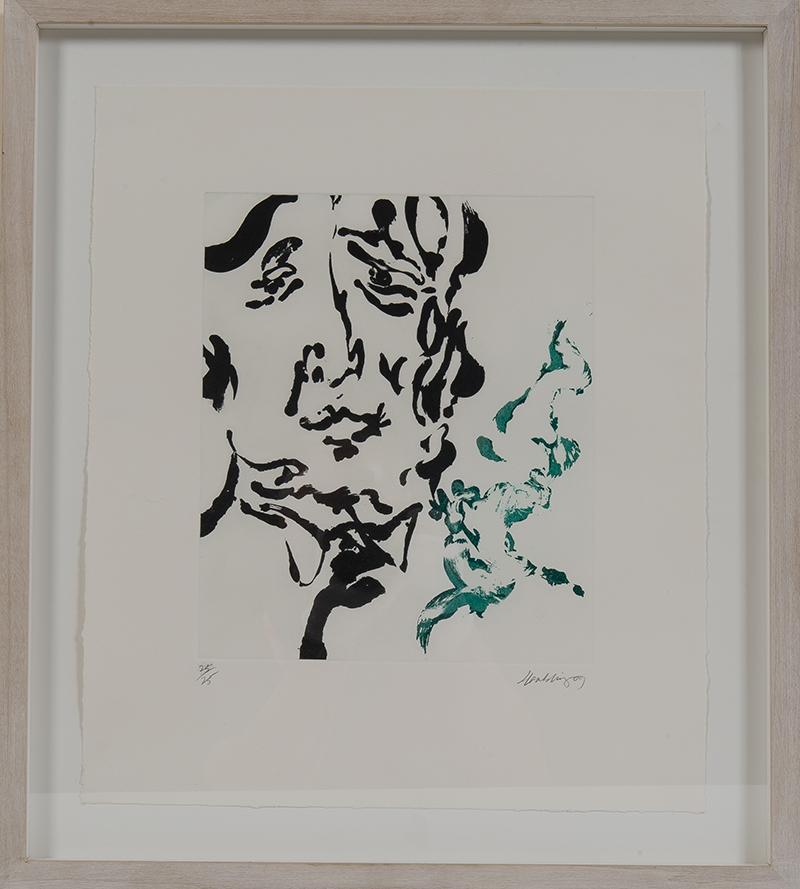 Maggi Hambling, 'Untitled', (Oscar Wilde), A0105 0