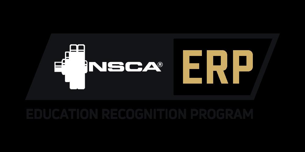 Logo for NSCA ERP