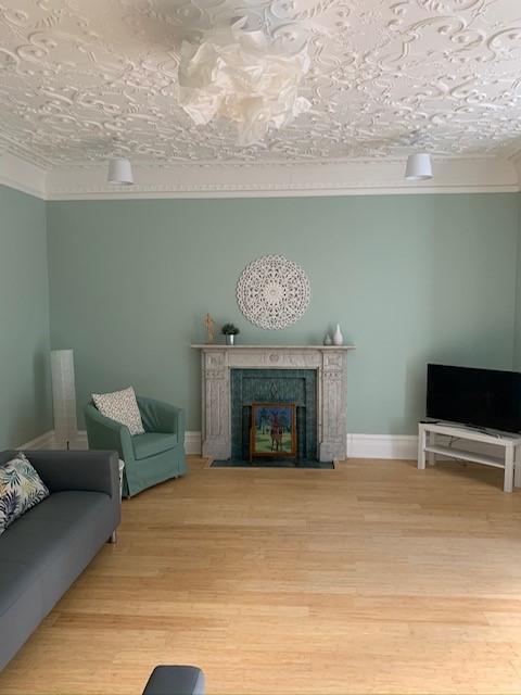 Ormonde House Lounge Fireplace