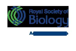 Royal Society of Biology accredited degree logo
