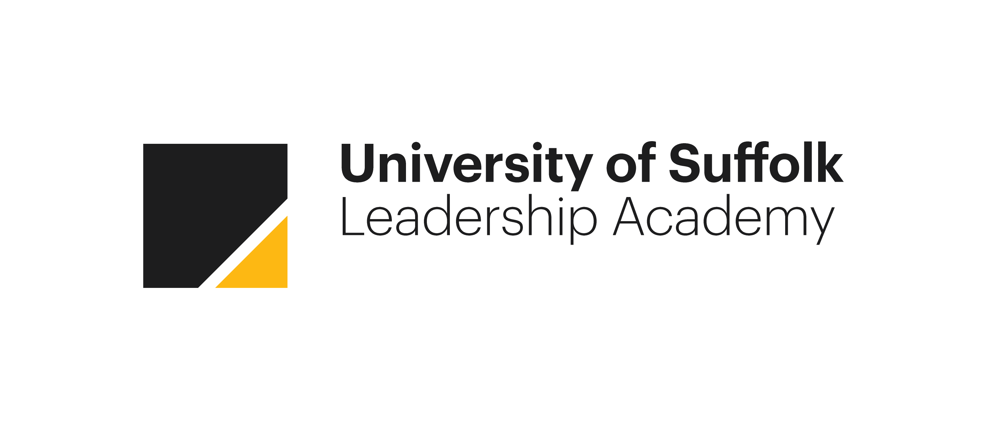 Leadership Academy Sub-brand logo