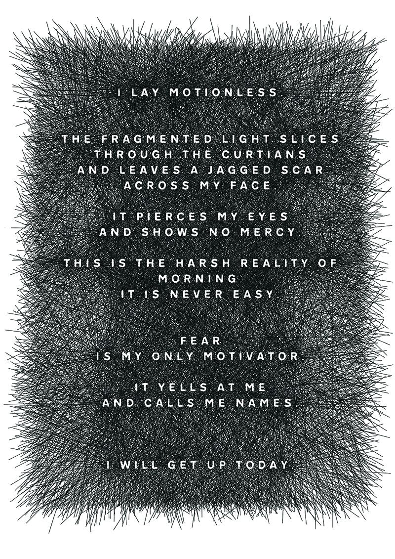 Image of a poster by Zoe Garnett